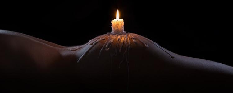 Wachsspiele BDSM Kerzen