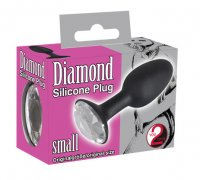 Vorschau: Diamond Anal Plug - Ø 2,8 cm