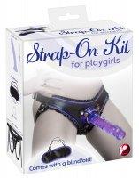 Vorschau: Strap-on Kit for Playgirls Ø 4 cm