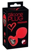 Vorschau: Silicone Plug medium