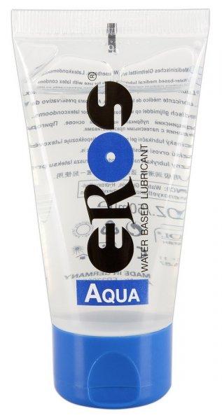 EROS Aqua medizinische Gleitgel