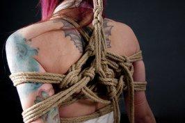 Shibari - die japanische Form des Bondage
