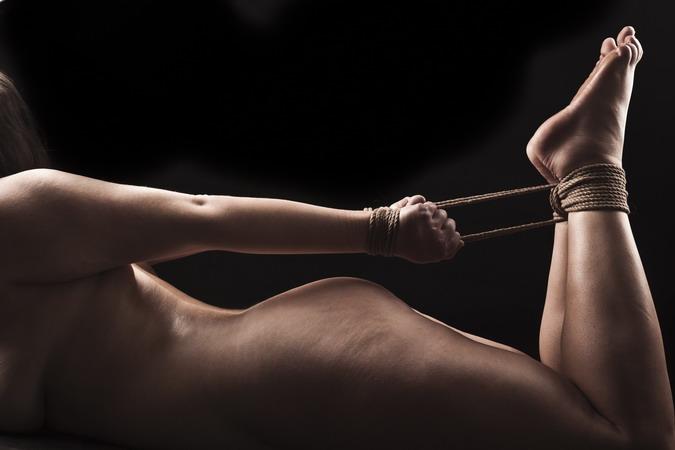 Bondage-Seile-Beispiele