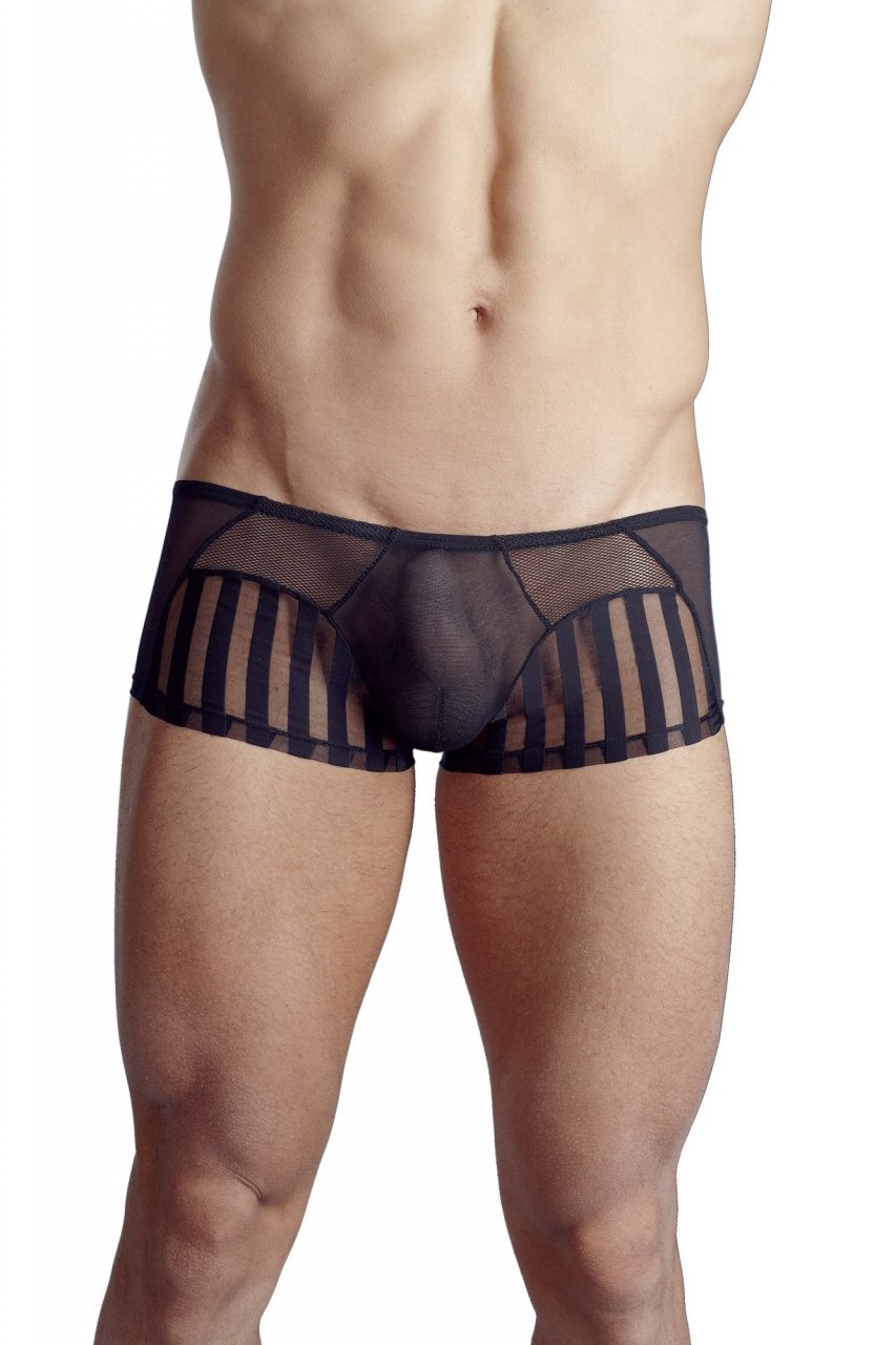 Herren-Pants in Streifenoptik