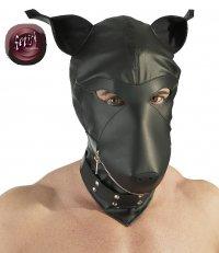 BDSM Maske im Hundekopf Design