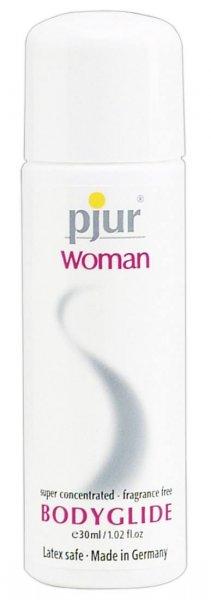 pjur woman Gleitgel Wasserfrei. Parfümfrei