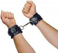 Vorschau: Handfessel weich gepolstert