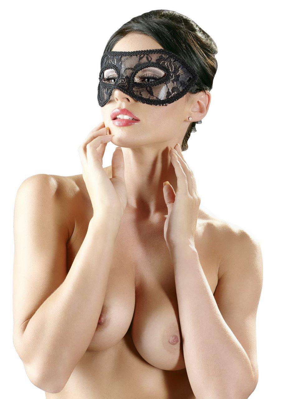 """Spitzen-Augenmaske für """"Spitzen-Erlebnisse"""""""