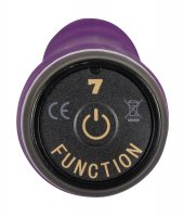 Vorschau: Vibrator in Penisform mit sieben Vibrationsmodi