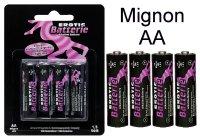 Vorschau: Sexspielzeug Batterien Mignon AA