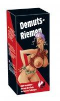 Vorschau: Demuts-Riemen
