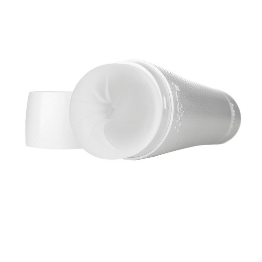 Flight White Fleshlight Masturbator