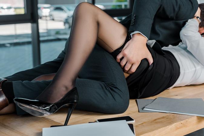 Sex-am-Arbeitsplatz
