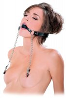Vorschau: Deluxe Ball Gag and Nipple Clamps