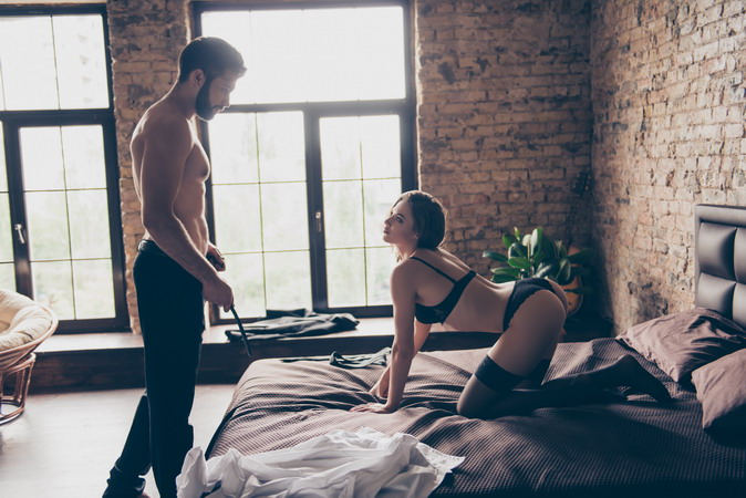 sexuelle spiele im bett