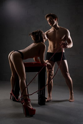 BDSM-Moebel-Pranger