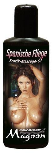 Spanische Fliege Massage-Öl 100 ml