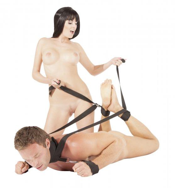 Fessel Set Ganzkörper-Bondage