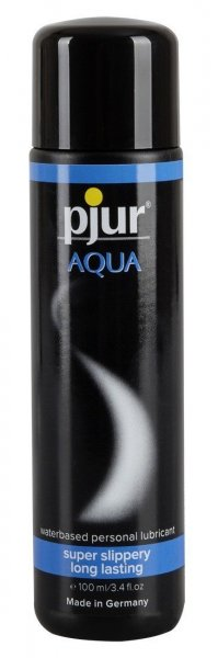 AQUA Wasserbasiertes Gleitgel