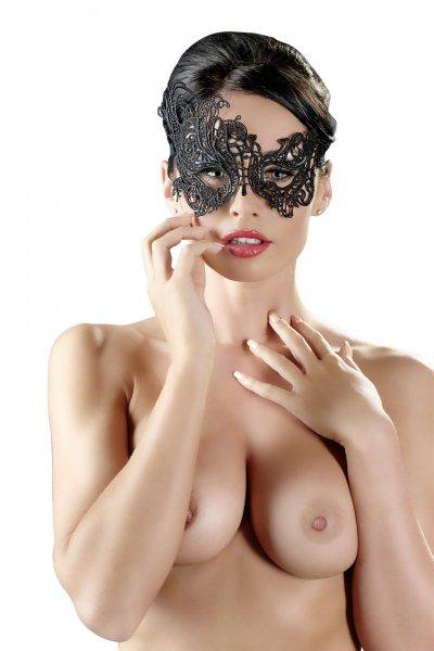Eine Augenmaske als sinnliches Accessoire