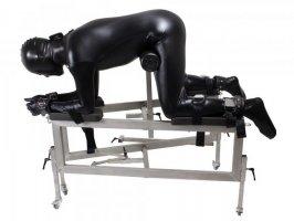 Der Strafbock - ein BDSM-Möbel für die perfekte Fesselung