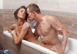 Sex in der Badewanne - immer wieder eine Herausforderung
