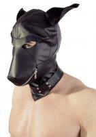 Vorschau: BDSM Maske im Hundekopf Design Seite