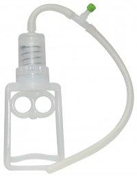 Kolbengriffpumpe für Penispumpe