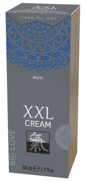 Shiatsu XXL Cream