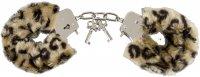 Vorschau: Handschellen mit abnehmbaren Plüschbezügen