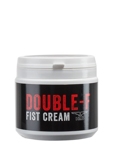 Mister B Double-F Fist Gleitcreme 500 ml