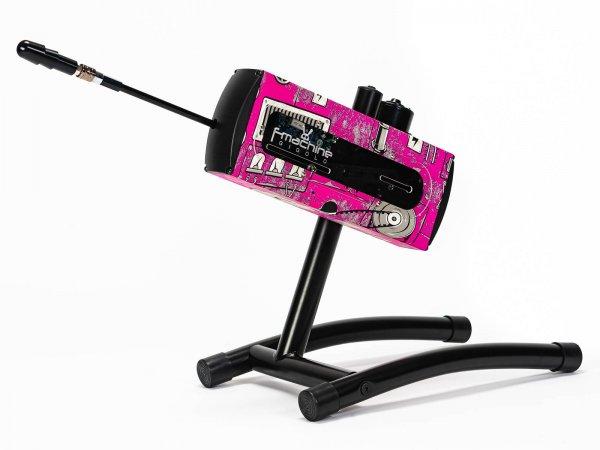Die kompakte Fickmaschine Compact in pink