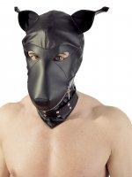 Vorschau: BDSM Maske im Hundekopf Design