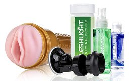 Fleshlight Masturbator von Stamina Value Pack