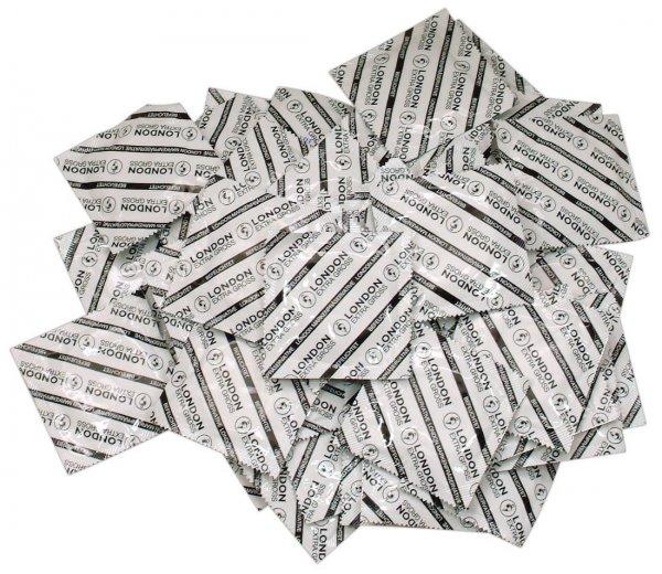 Kondom London Extra groß 100er-Beutel
