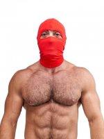 Vorschau: Lycra Ninja Hood rot