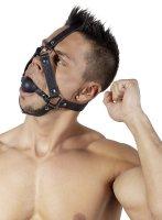 Vorschau:  Mundknebel mit Kopfgeschirr
