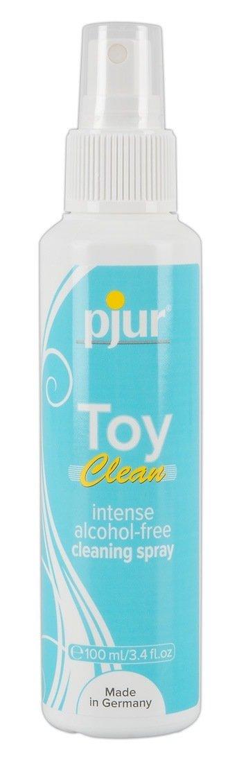 Pjur Toy Cleaner - perfekt für zwischendurch