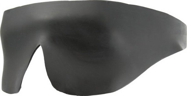 Rubber Augenbinde