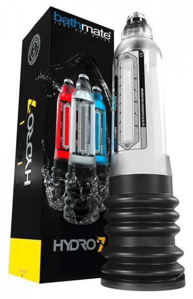 Hydro7 Penispumpe mit Wasser
