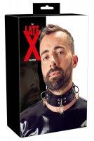 Vorschau: Latex-Halsfessel