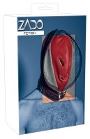 Vorschau: Leder-Doppelmaske