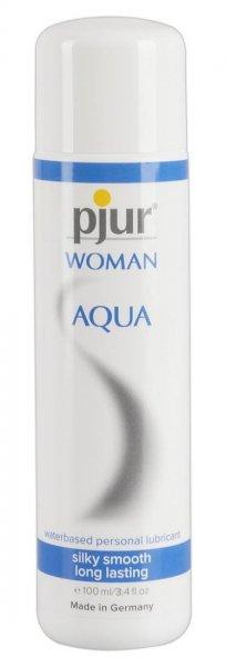 Woman aqua Wasserbasiertes Gleitgel
