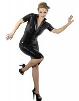Vorschau: Latex-Kleid
