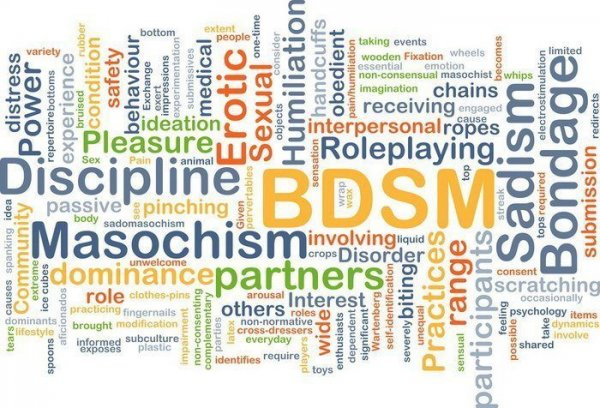 BDSM-gross