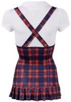 Vorschau: Schulmädchen Kostüm Minikleid