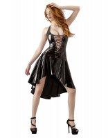Vorschau: Lack-Kleid mit besonderen Reizen