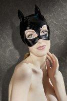 Vorschau: Kopfmaske im Kitty-Look