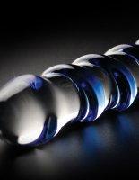 Vorschau: Glasdildo blau