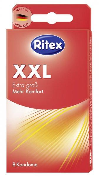 Ritex XXL Kondom 8er